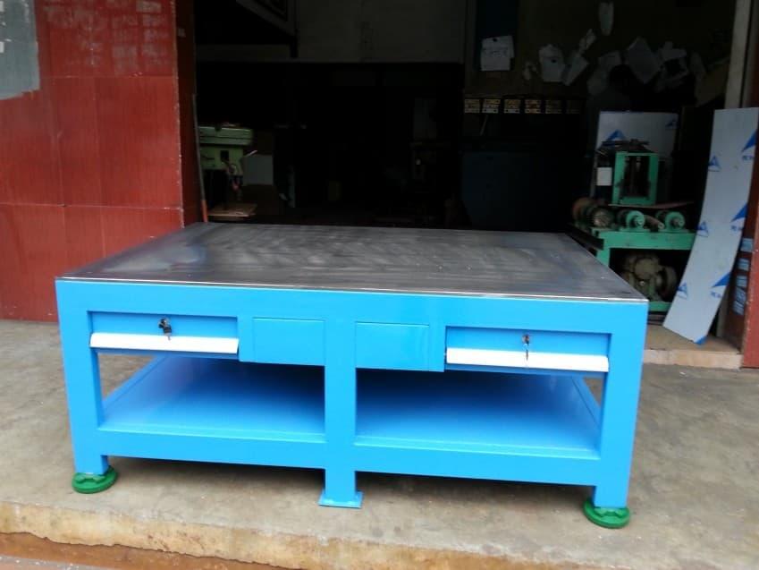 扬州A3钢板工作台尺寸厂家定做