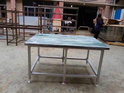 铝型材防静电工作台生产厂家