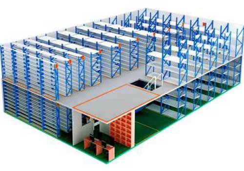 武汉货架厂家新型货架的发展