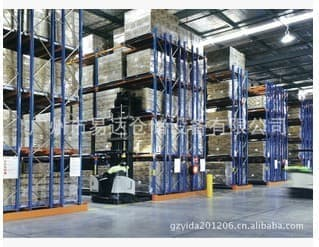 广东货架厂|双深度货架|重型货架