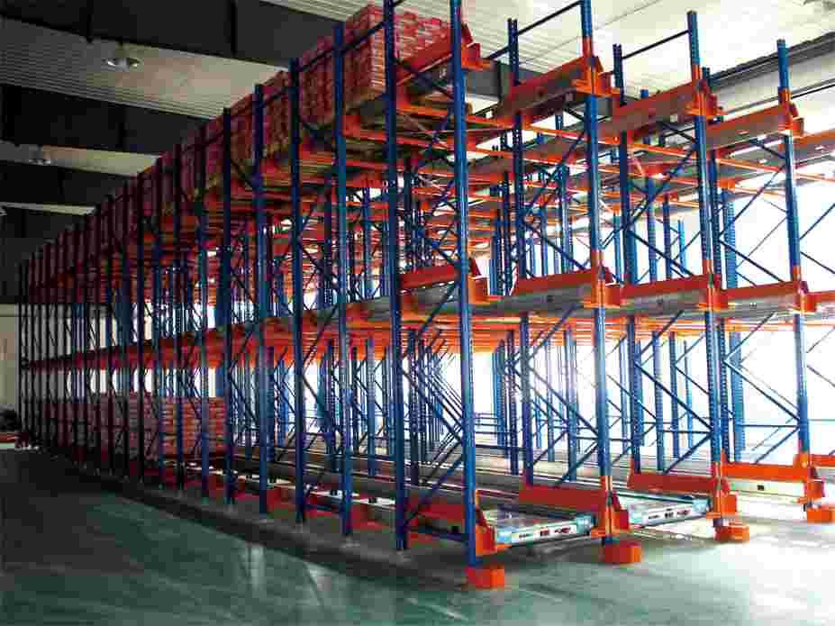 易达东莞重型货架,通廓式货架托盘