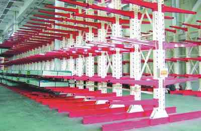 江门货架-悬壁货架悬壁式货架