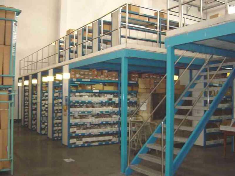 珠海市保税区货架