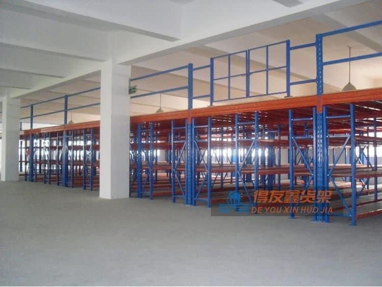 梧州阁楼平台梧州钢构平台订做