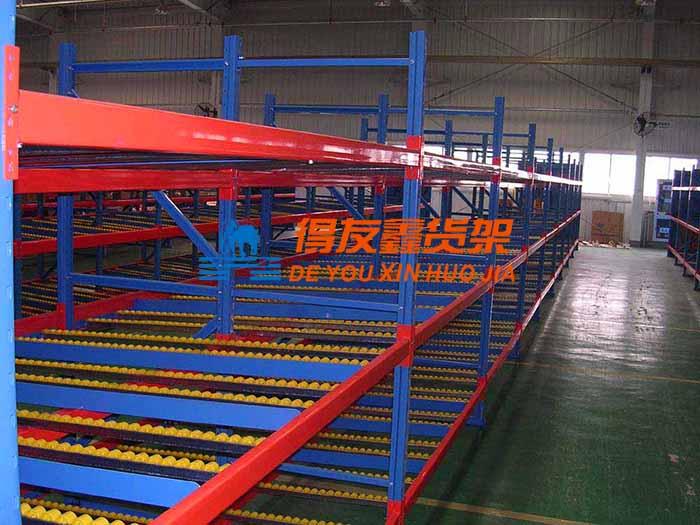 贵州流利式货架贵州流利条货架厂家
