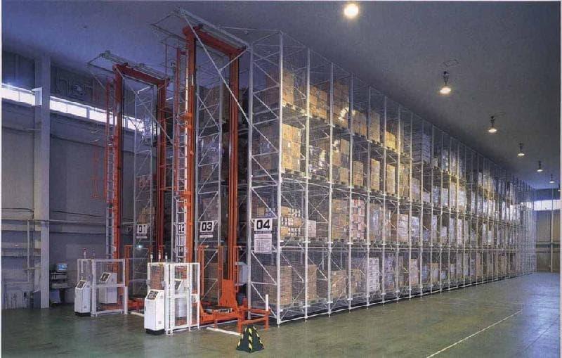 南充自动化立体仓库
