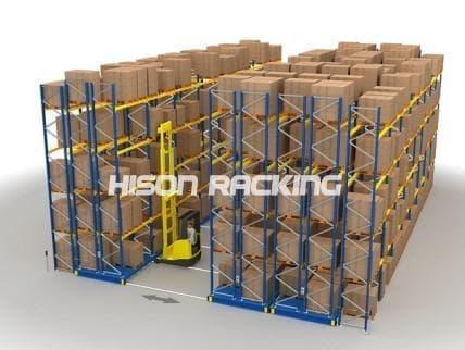 电动移动式货架