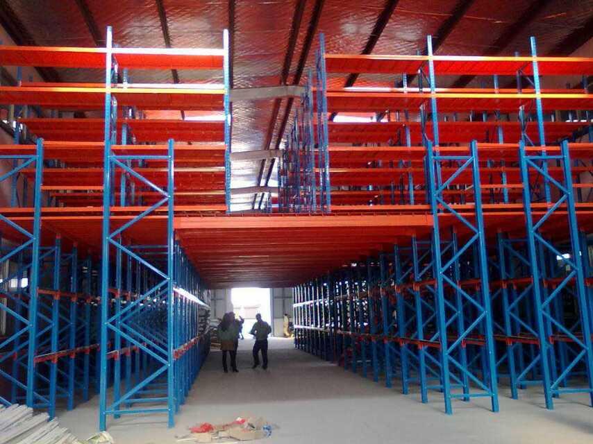 惠州阁楼平台货架惠州二层货架