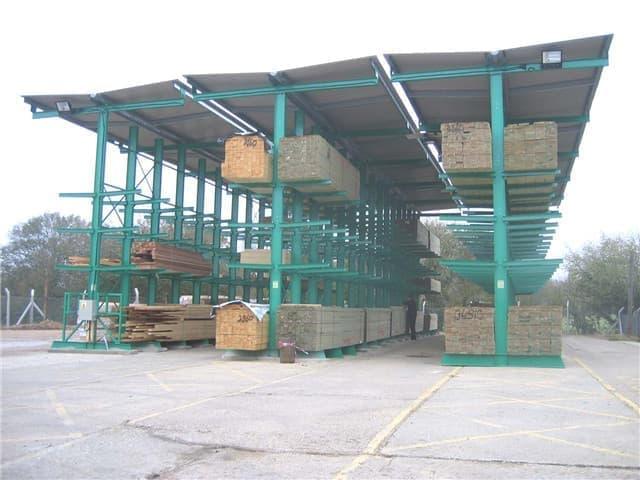 衡阳机械制造行业仓储货架