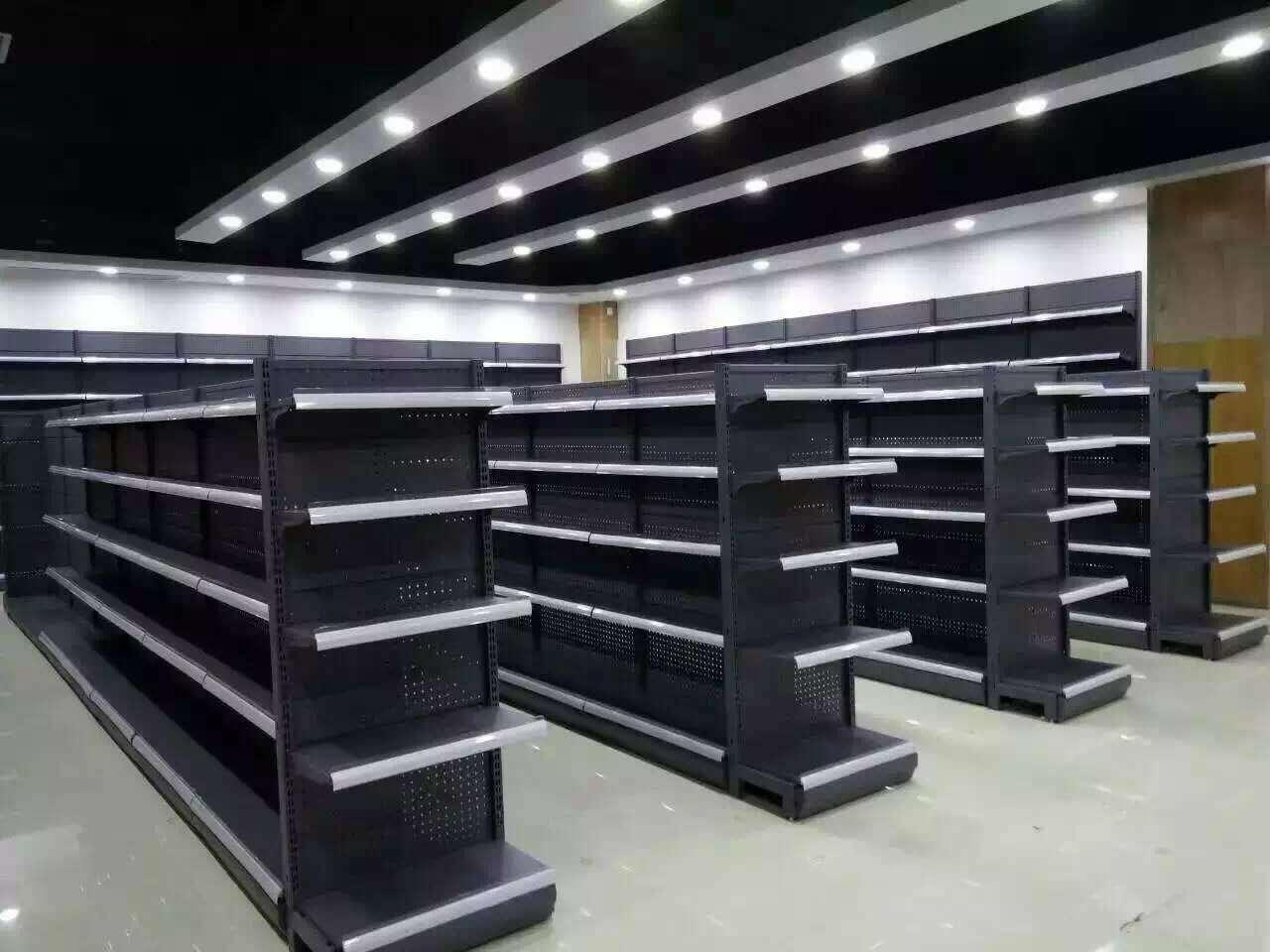 惠阳货架生产洞洞板超市货架厂家直