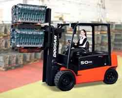 青岛国产进口叉车整车销售
