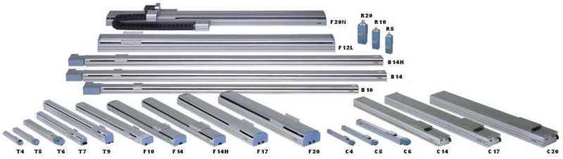 雅马哈FLIP-X单轴工业机械手