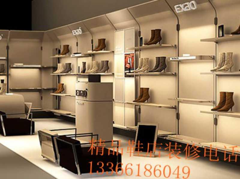 精品鞋展柜
