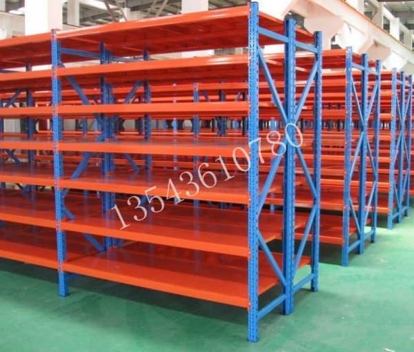 仓库货架钢货架 轻型中型重货架定