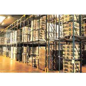 供应贯通式仓储货架