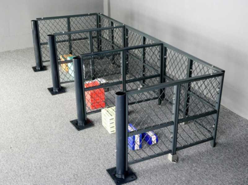 供室内可移动金属隔离网