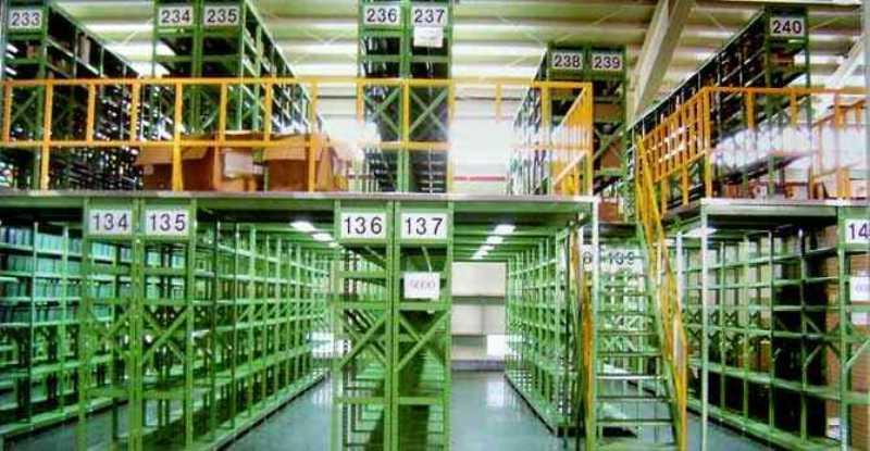 南昌货架 自动化立体货架设计生产