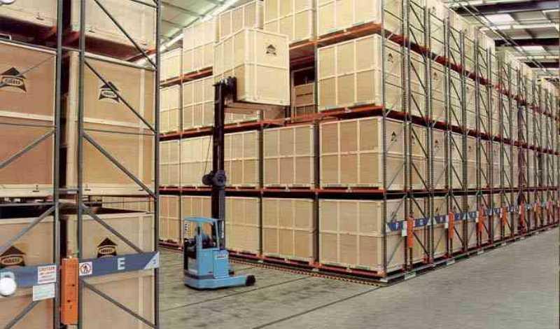 德阳货架 自动化立体库货架