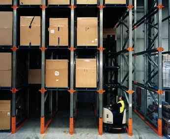 北京货架钢结构货架重型阁楼货架,