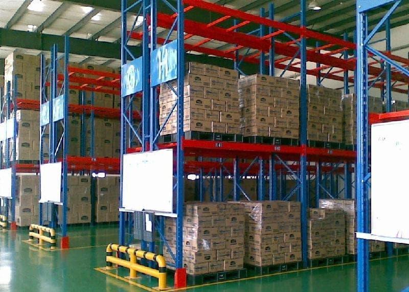 河南货架厂郑州货架厂托盘式货架