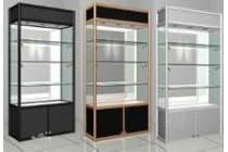 钛合金展柜 组装展柜玻 璃展柜 直销定做