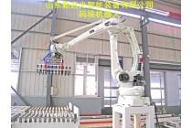 码垛机器人用于码垛纸箱行业