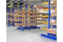 蓬莱悬臂架_专业单双面重力型悬臂式货架生产厂家