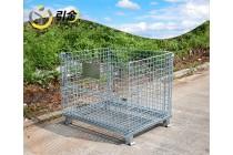 折叠式仓储笼厂家,选周转筐仓储笼,就到青岛引金公司