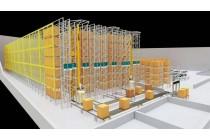 自动化立体仓库厂家 重型自动化智能立体仓库系统电商智能化仓储