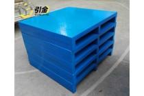 青岛钢托盘供货商-青岛铁托盘_C型钢波纹板金属托盘价格