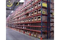青岛重型横梁货架厂商推荐_青岛重力型托盘货架厂家直销