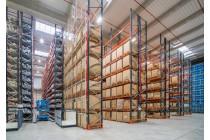 广州货架厂家供应仓库重型货架钢结构阁楼货架平台
