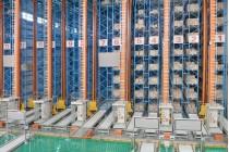 杭州荣勒自动智能化立体库立体库货架立体库房立体库堆机垛