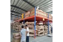 惠州阁楼平台货架惠州二层货架重型横梁货架