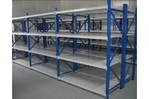 智豪华昌货架仓储轻中重型置物架定做仓库多层储物架批发