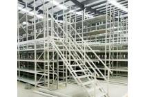 厂家定制重型阁楼平台货架组合式仓库仓储钢结构货架