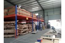 惠州二层平台货架搭建,仓库车间阁楼货架定制销售