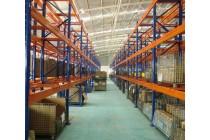 厂家批发重型货架加厚仓库仓储货架横梁式货架厂房托盘货架定做