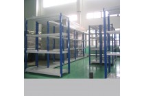 重庆中量A型挂接式钢货架
