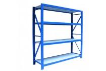 仓储仓库货架 组合式中型货架定做 库房货架厂家批发