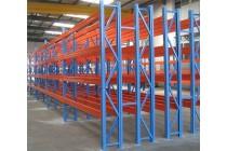 加厚重型仓储货架工厂仓库置物展示架贯通式货架定做厂家