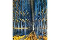 仓库仓储高层货架厂家供应高位立体货架重型展示货架定做