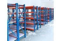 货架厂家五金置物架自由组合仓储仓库货架地下室储物架铁架