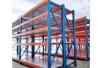 重型仓储货架 工厂仓库加厚多层置物货架可调节金属储物架定做