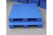 塑料托盘叉车库房卡板仓储货架塑胶栈板地台地垫板