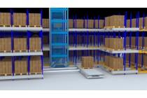 智能化库架一体 自动化立体库高位货架